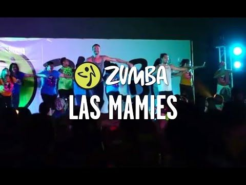 ▶ Las Mamies (ZIN 53) | Zumba® Fitness with ZES Prince Paltu-ob & ZES Steve Boedt - YouTube