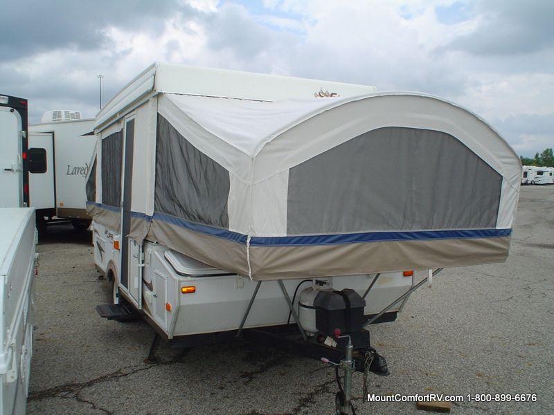 2007 Coachmen Clipper 1285st Pop Up Recreational Vehicles Pop Up