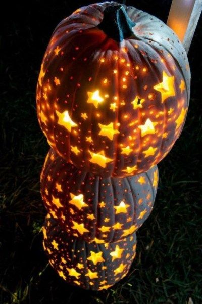 15 Pumpkin Designs That You'll Want To Copy For Halloween This Year - Society19