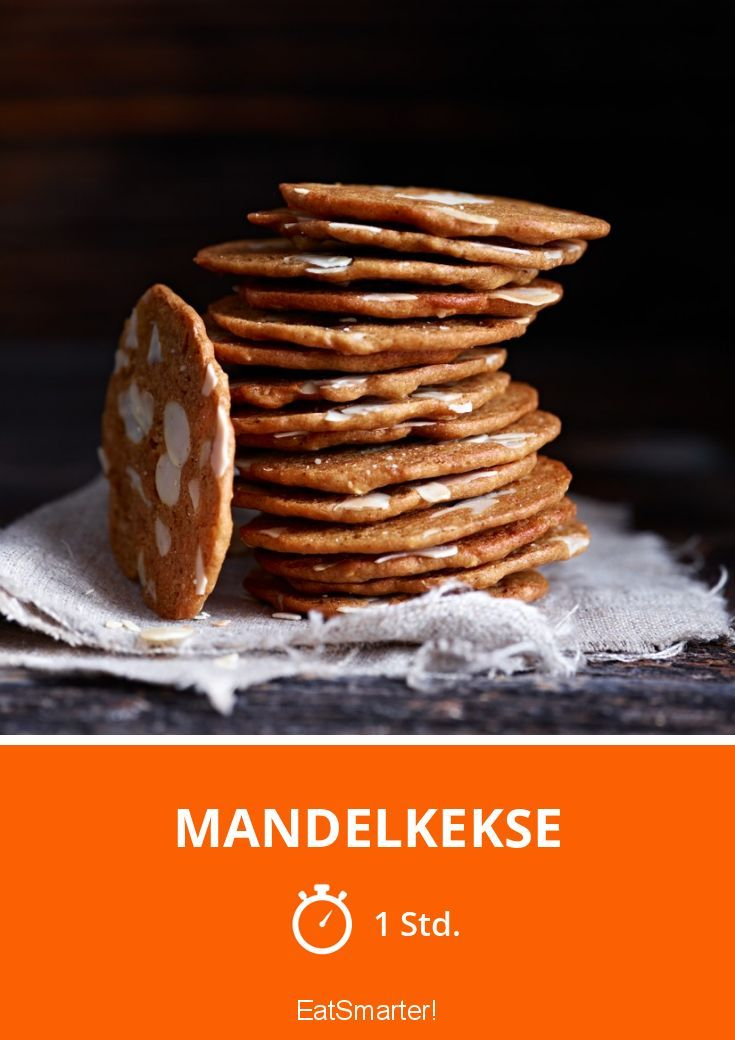 Photo of Almond biscuits with spelled