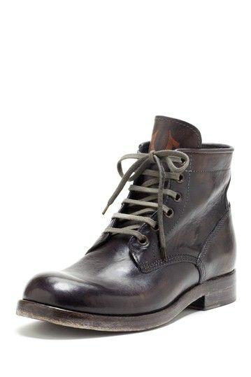 True Religion Xerxes Men Boot in Dark Brown | Guy Style ...