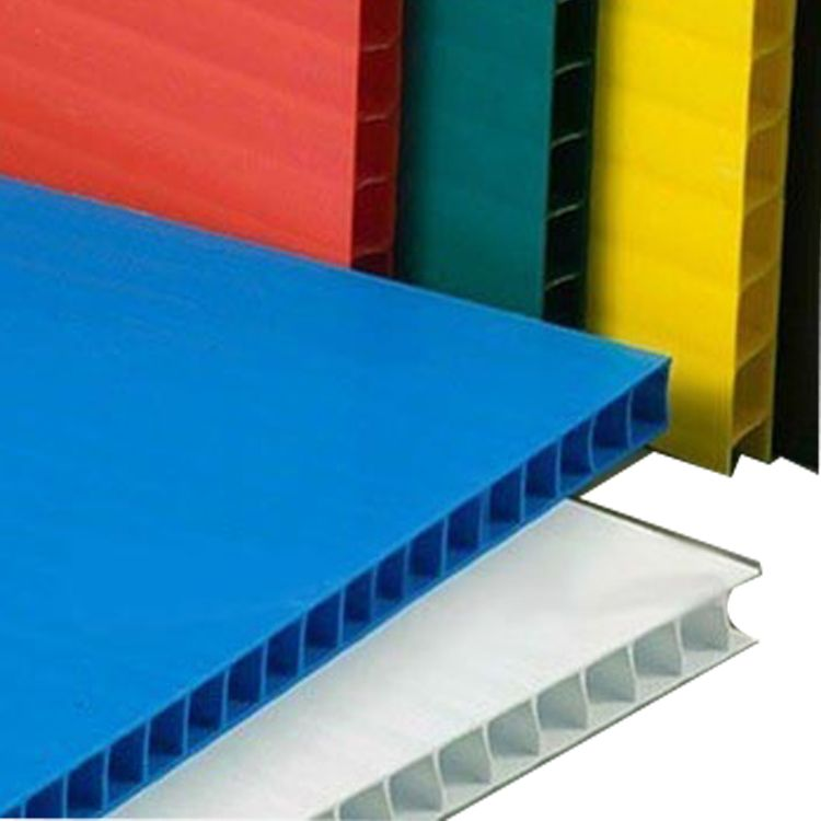 Modified Pp Hollow Core Plastic Sheets Board For Construction Corrugated Plastic Sheets Plastic Sheets Corrugated Plastic