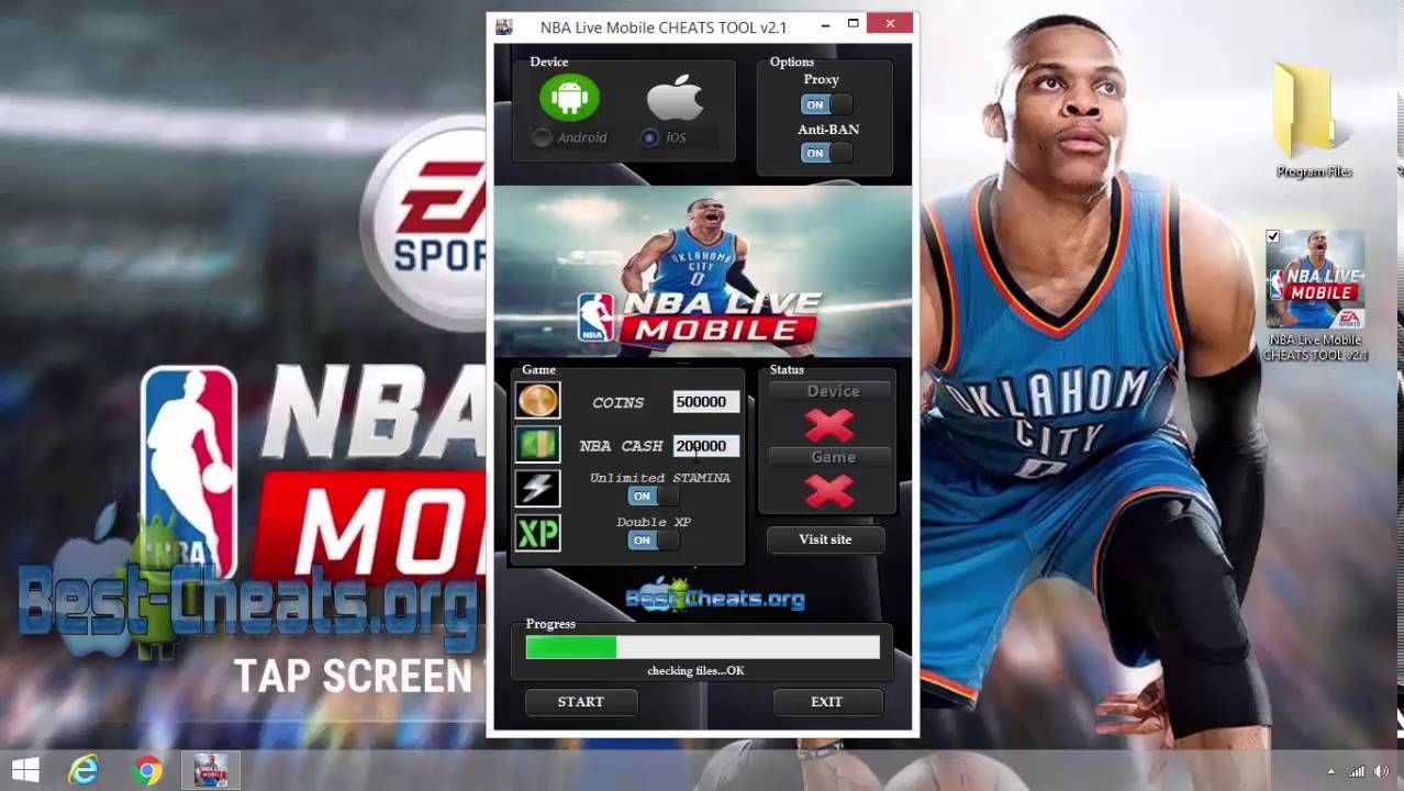 nba live hack apk 2019