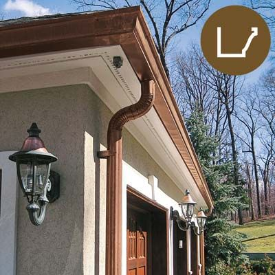 Gutters Seamless Rain Leaf Guard More This Old House In 2020 House Gutters Gutters Diy Gutters