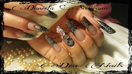 Ricostruzione acrilico Dea Nails