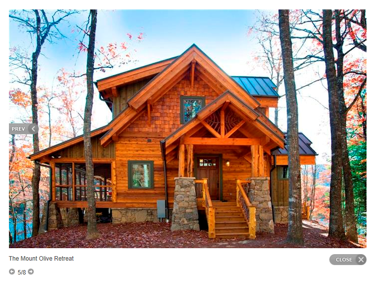 The Screened Porch   Off The Grid And Outta Sight   A Couple Builds A  Secret (u0026 Green) Hideaway In The Mountains Of North Carolina   Cabin Life  Magazine