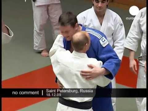 TV BREAKING NEWS Putin practices judo - No comment - http://tvnews.me/putin-practices-judo-no-comment/