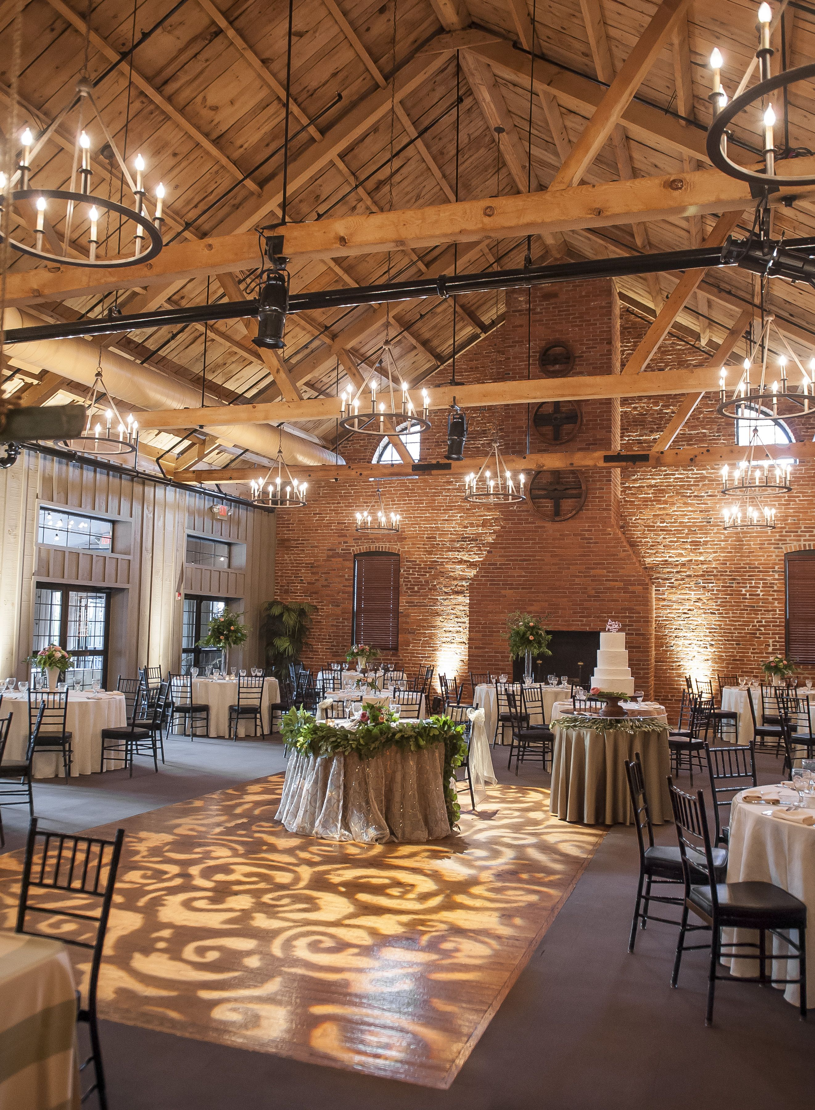 Gilded Woodlands Wedding Venue The Ballroom at Cork
