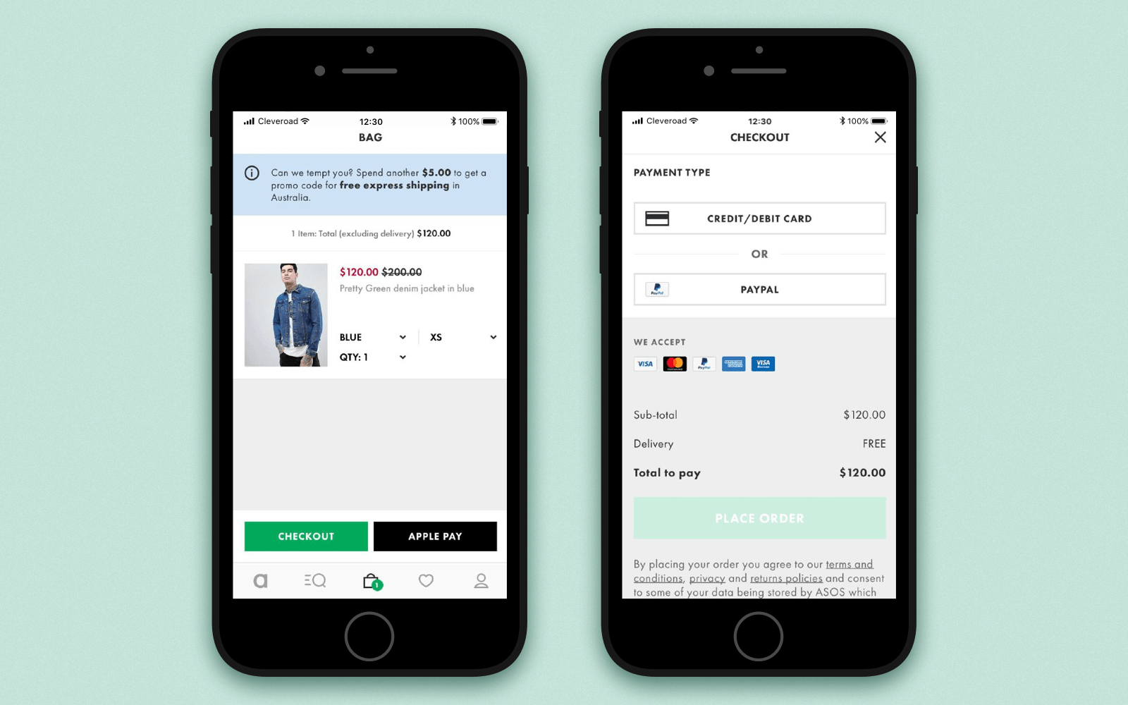 How to create a shopping app for business   shopping app