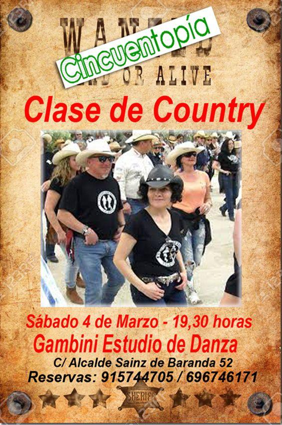 Countryline dance