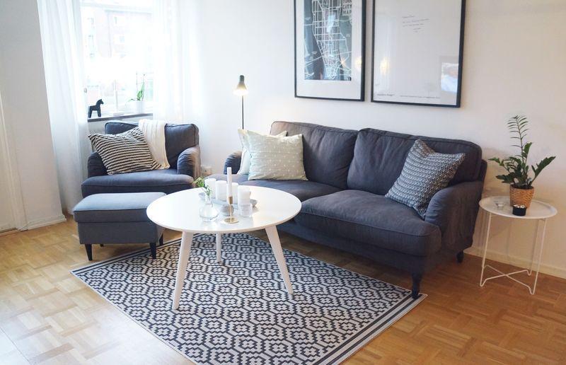 Ett förändrat vardagsrum (emeliecatrine) Ikea och Vardagsrum