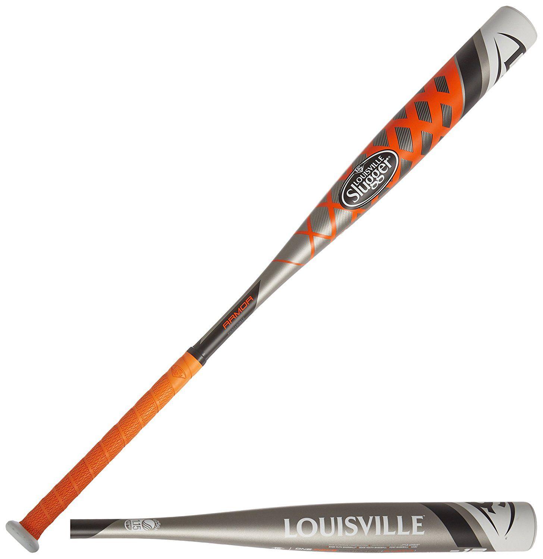 0f7306c64710e Amazon.com : Louisville Slugger Youth Armor Baseball Bat YBAR152 ...