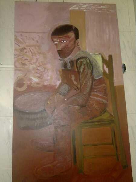 Pintor anónimo de Valencia,España.