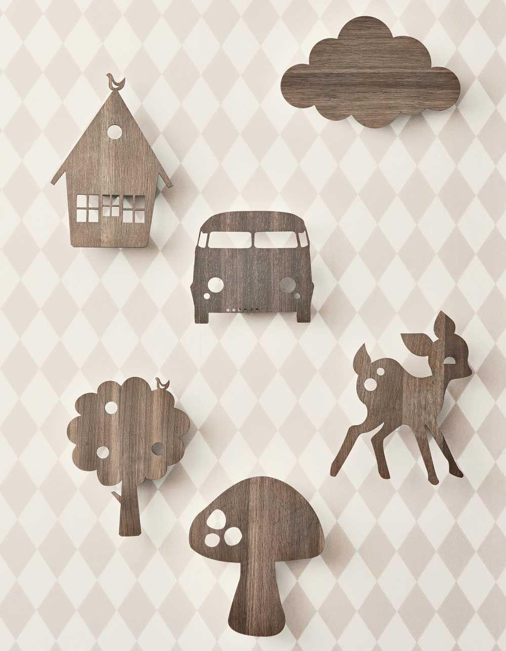 Ferm Living Kinderzimmer | Ferm Living Entzuckendes Design Aus Skandinavien Fur Babyzimmer