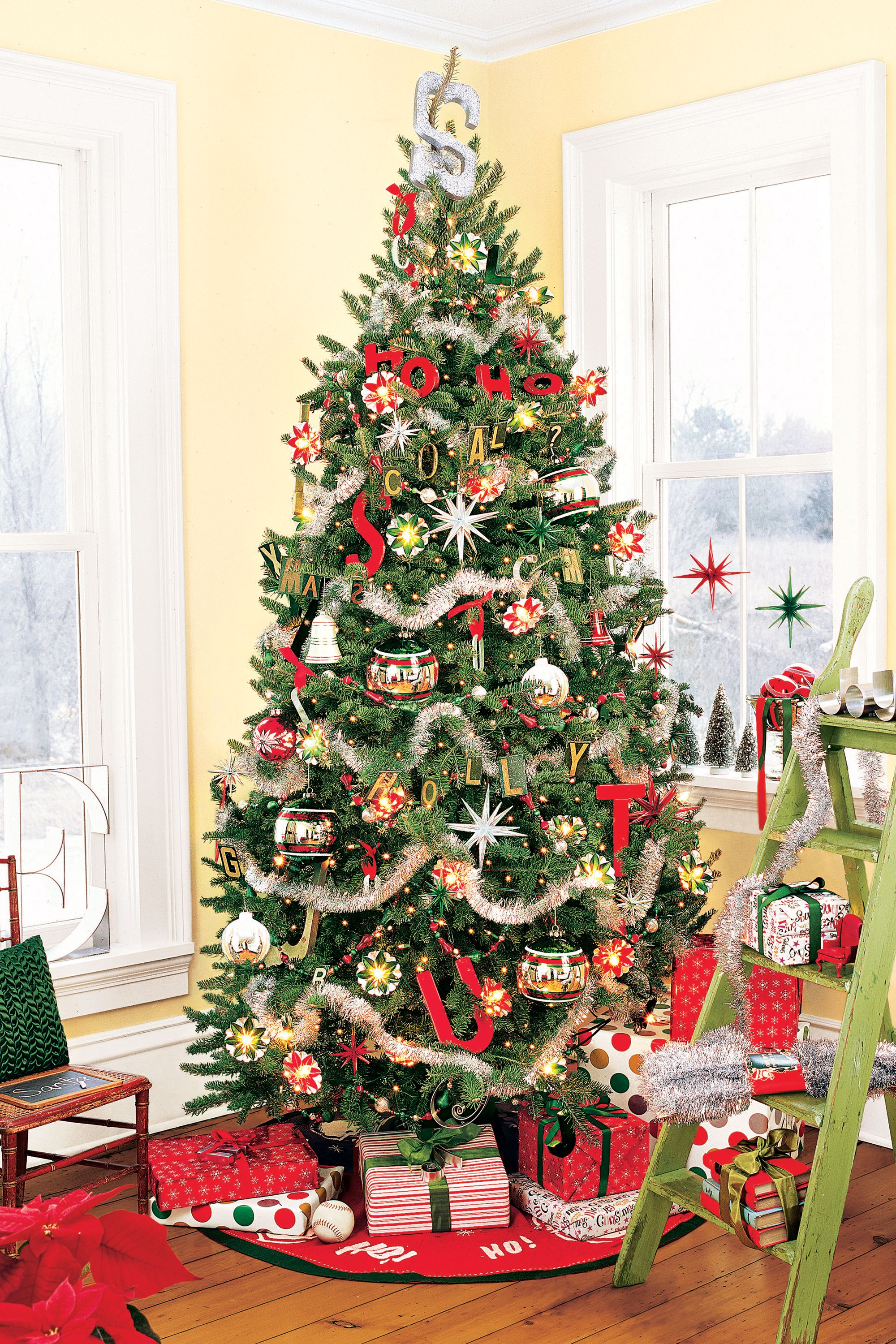 Christmas Tree Ideas Decoration You Can Make Efforts To Decorate The In Many Ways Are