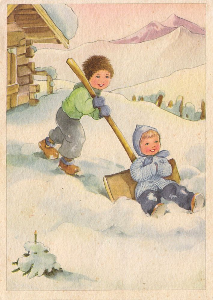 Pin auf Christmas - Winter Kids