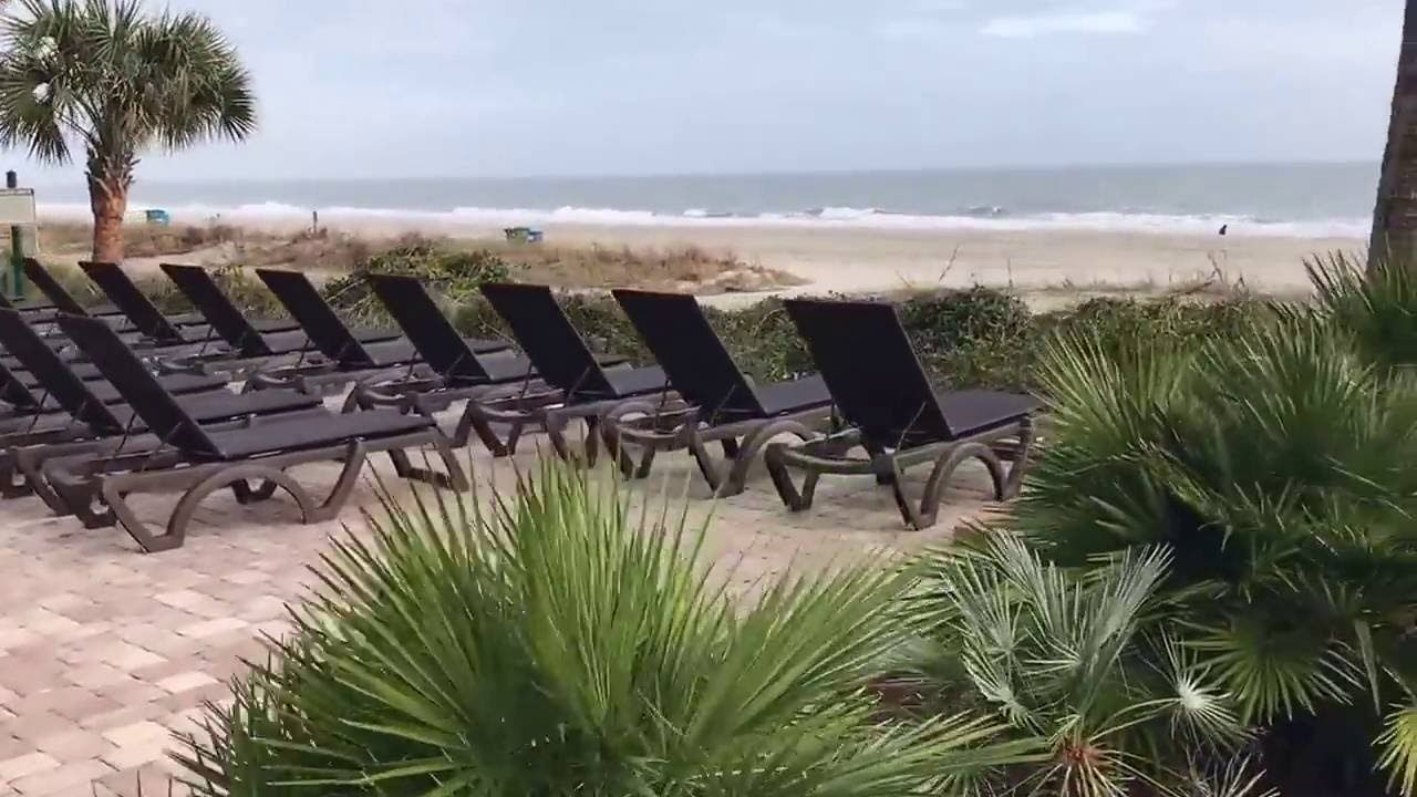 What is the weather like in Myrtle Beach in December