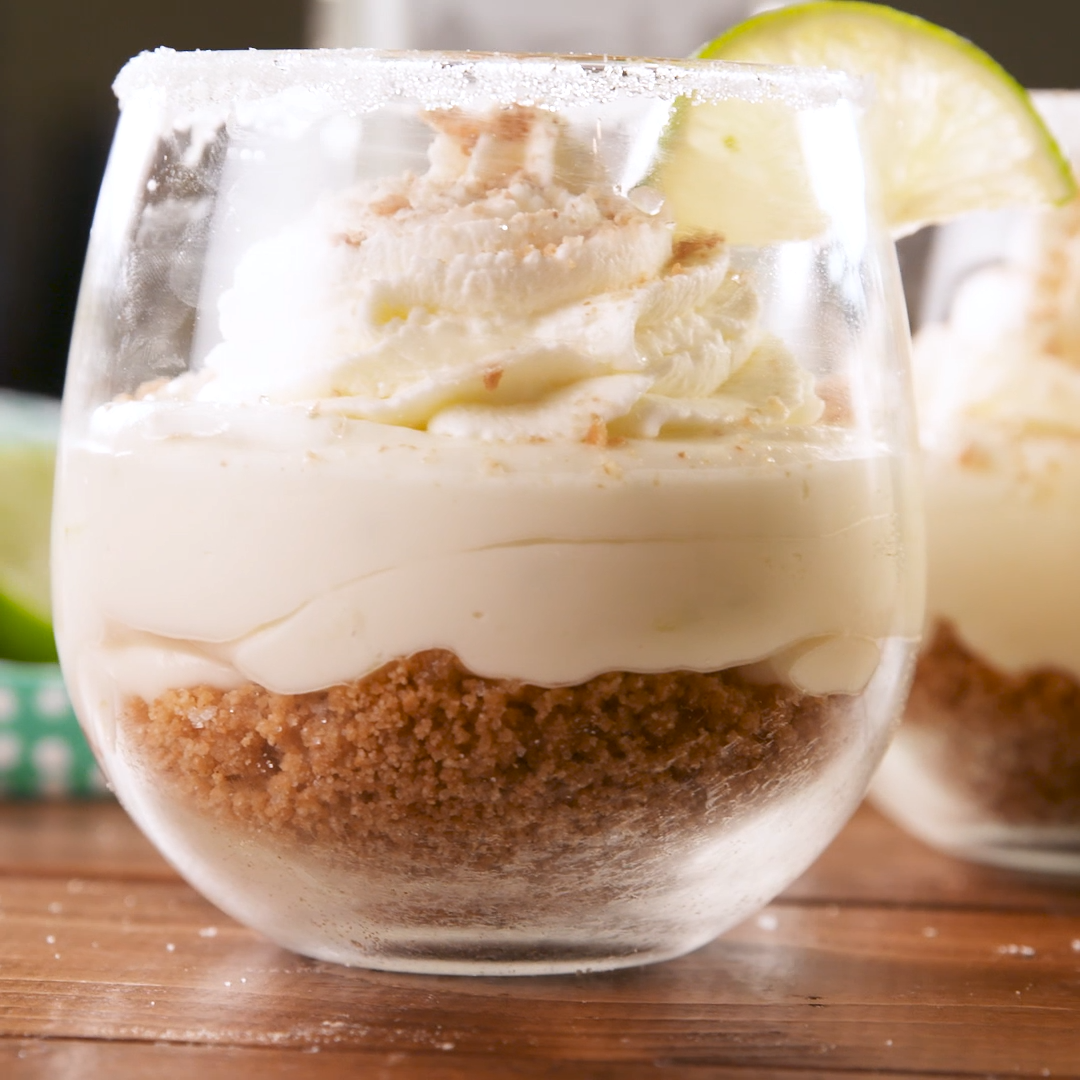 Photo of Margarita Cheesecake Mousse
