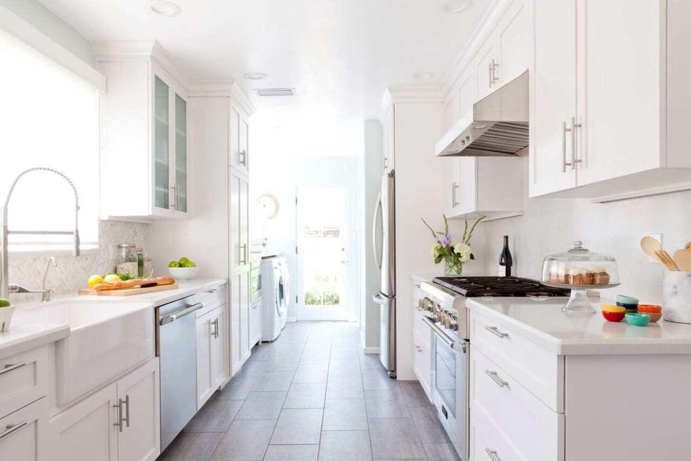Best 8X8 Kitchen Remodel Kitchendesign8X8 Galley Kitchen 400 x 300