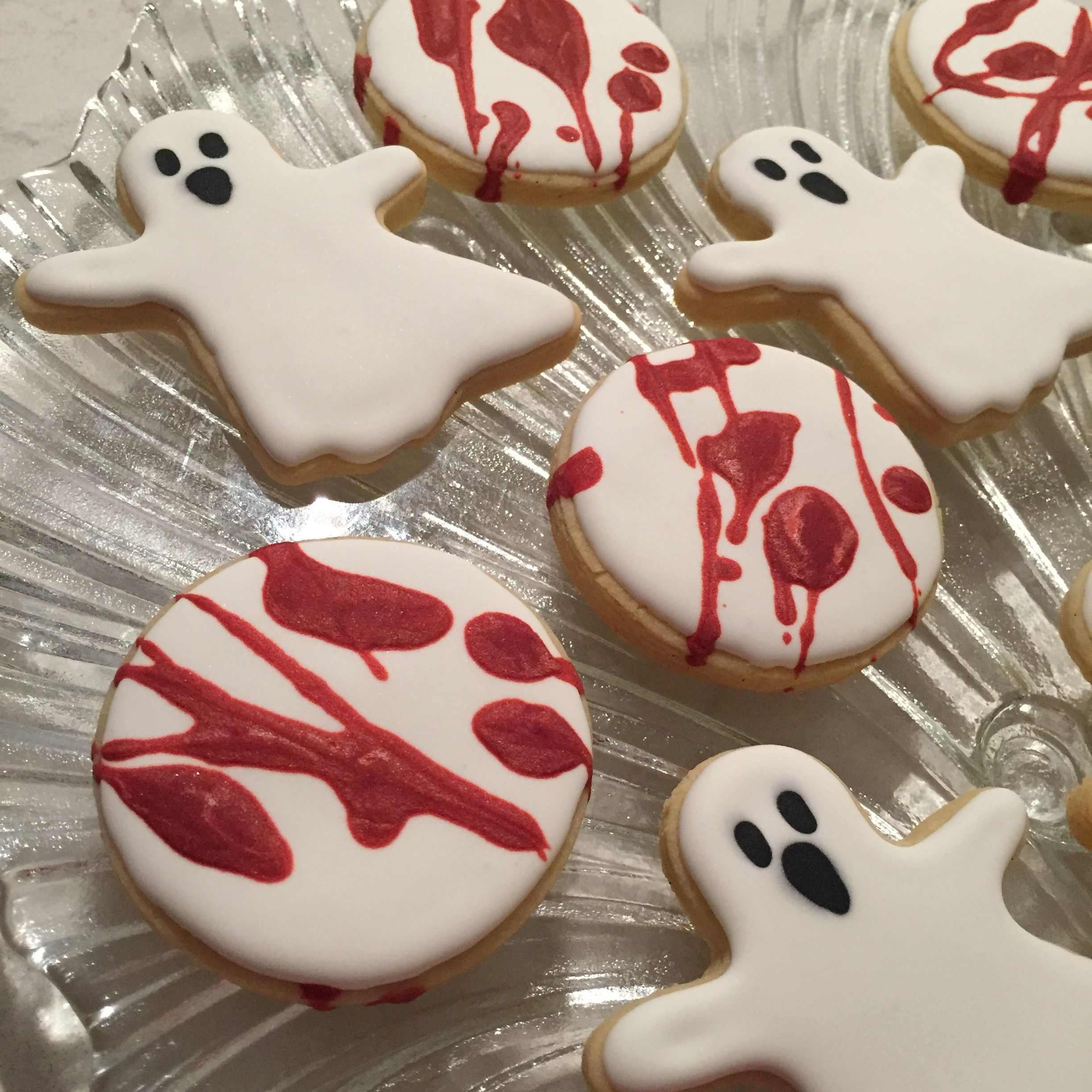 Halloween Cookies! Ericka\u0027s Cookie Kitchen Pinterest - Halloween Decorated Cookies