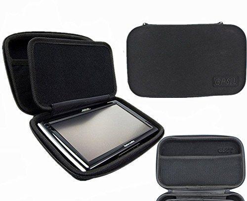 Flyst Extra Large Hard Shell Carry Case For TomTom Start 60 Via 620