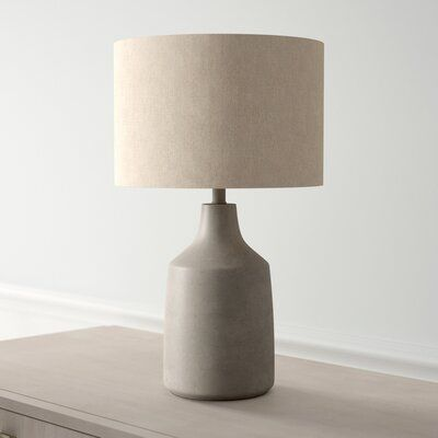 Parkville 25 Table Lamp Joss Main In 2020 Farmhouse Table Lamps Table Lamps Living Room Living Room End Table Lamps