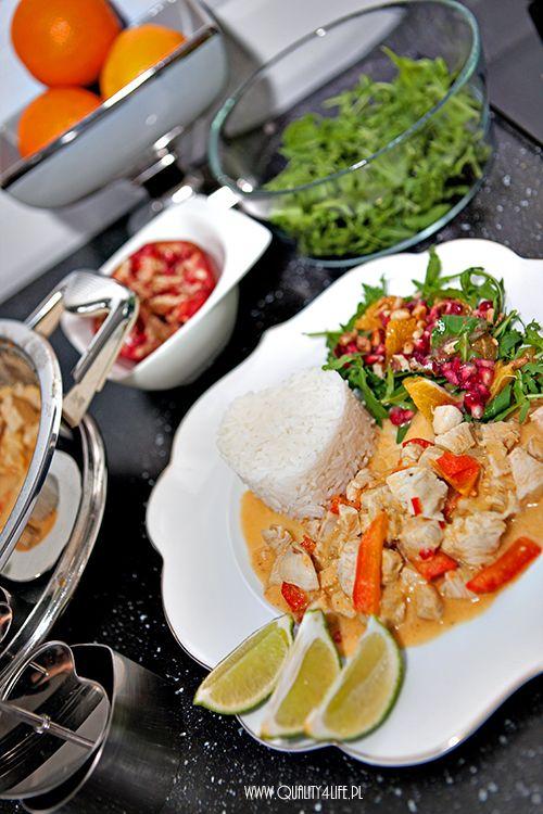 Kuchnia Tajska Przepis Na Curry Quality4life Kuchnia