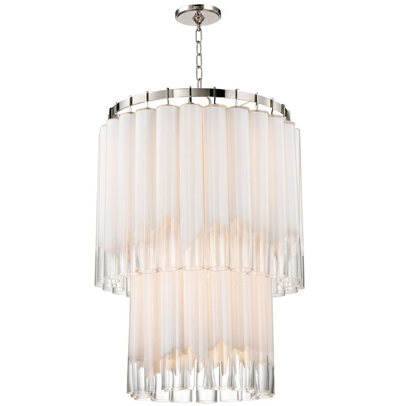 Tyrell multi tier pendant hudson valley lighting at lightology