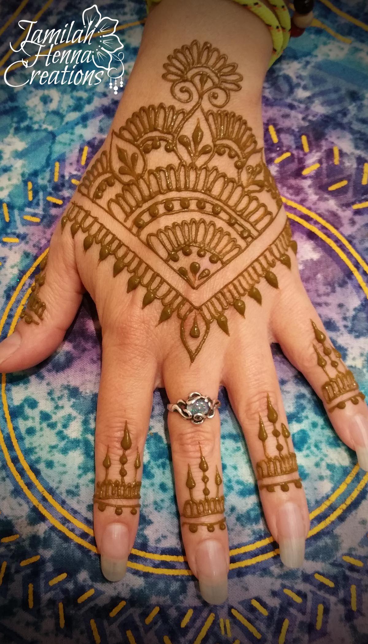 Soul light henna JamilahHennaCreations Henna Pinterest