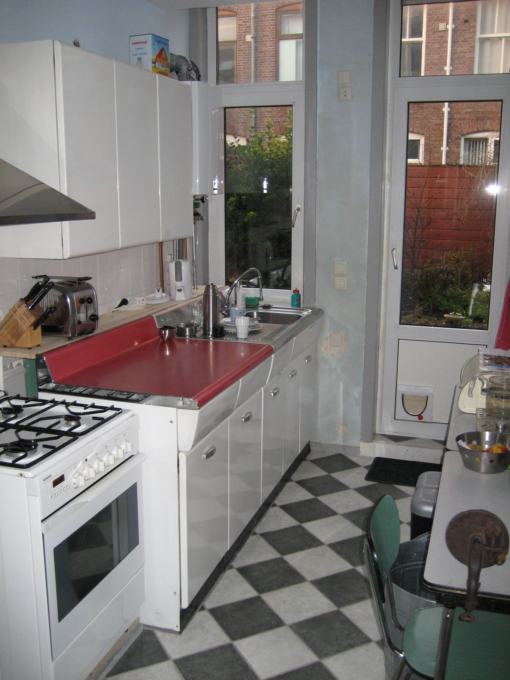 Fifties Kitchen (Franke American Kitchen)