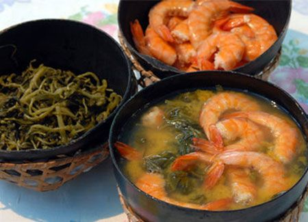 tacacá comida típica do Pará