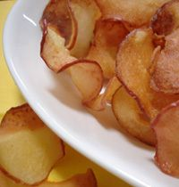 Apple Chips #snack #apple #easy #simple