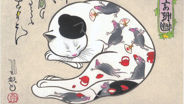 """Hace algún tiempo salió a la luz el """"cattoo"""", mainstream que impusieron los amantes de los gatos al momento de tatuarse mayor o exclusivamente piezas que incluían felinos como protagonistas y del cual, hemos hecho mención en nuestro Fanpage por lo llamativo que se ha vuelto. Pues bien, antes de que esto ocurriera y para [&hellip"""