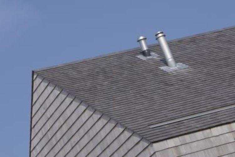 Bathroom Fan Roof Vent Plumbing Vent Toilet Vent Clogged Toilet