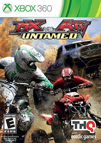 Mx Vs Atv Untamed Xbox 360 For More Information Visit Image