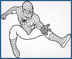 Resultado De Imagen Para Dibujos Para Colorear De Batman Y Hombre