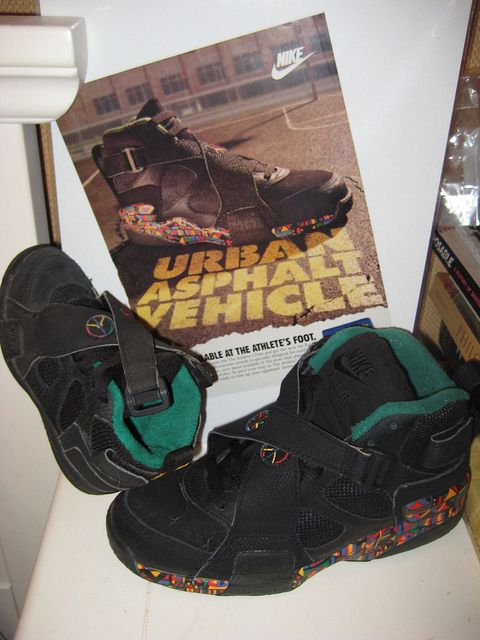 buy popular c73b6 d64a7 1993 Nike AirSky Raid II Peace