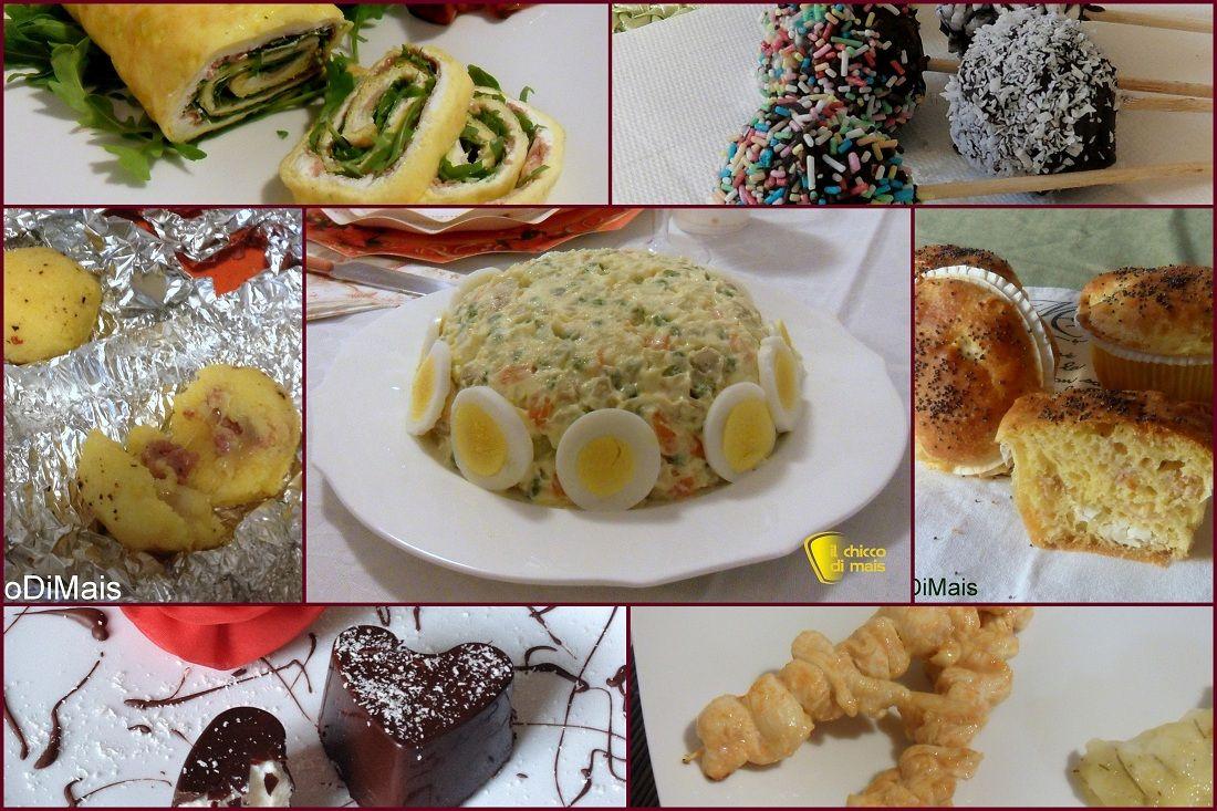... 2014 (ricette fingerfood e buffet)  Buffet, Senza glutine e Feste
