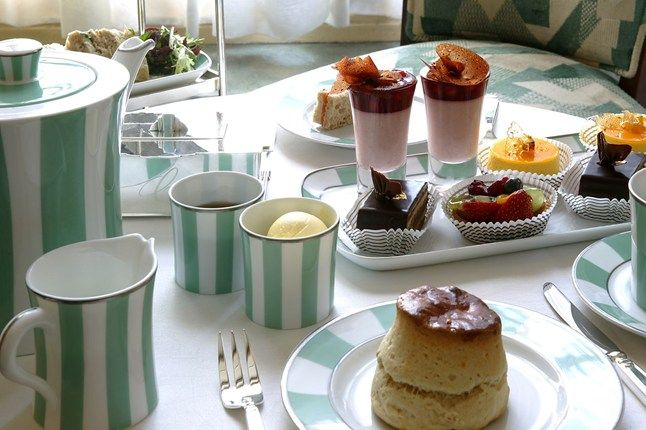 Afternoon tea at Claridge's hotel, London | Reviewed at cntraveller.com