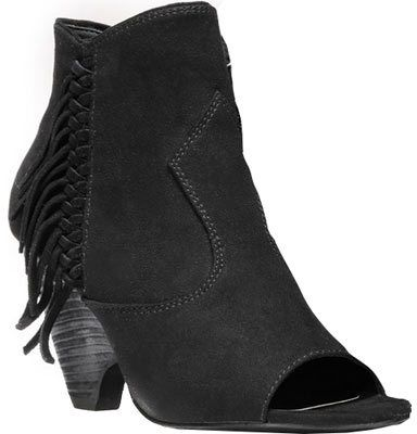 Peep toe ankle boots, Boots, Peep toe
