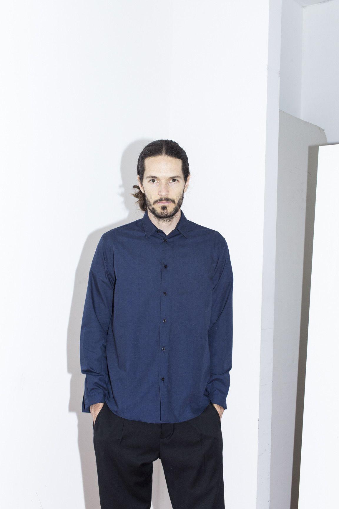 Assembly Blue Standard Shirt