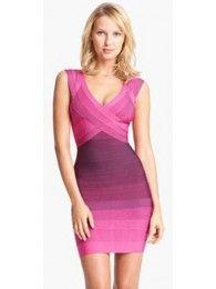 3a5901a0e9 Vestido en tonos rosas