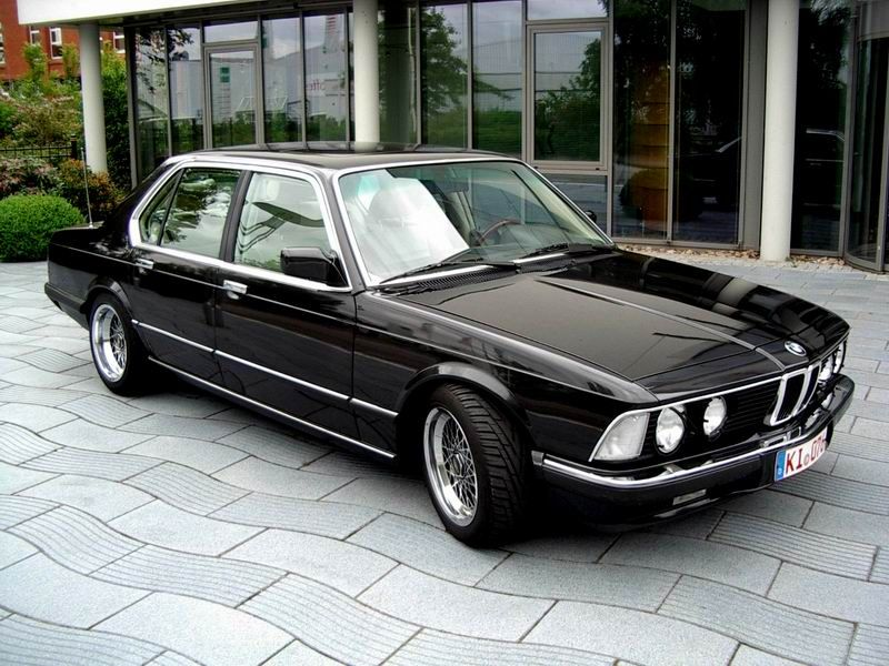 735i - BMW 7 Series E23 (1977–1986) | BMW 7 Series | Pinterest | BMW ...