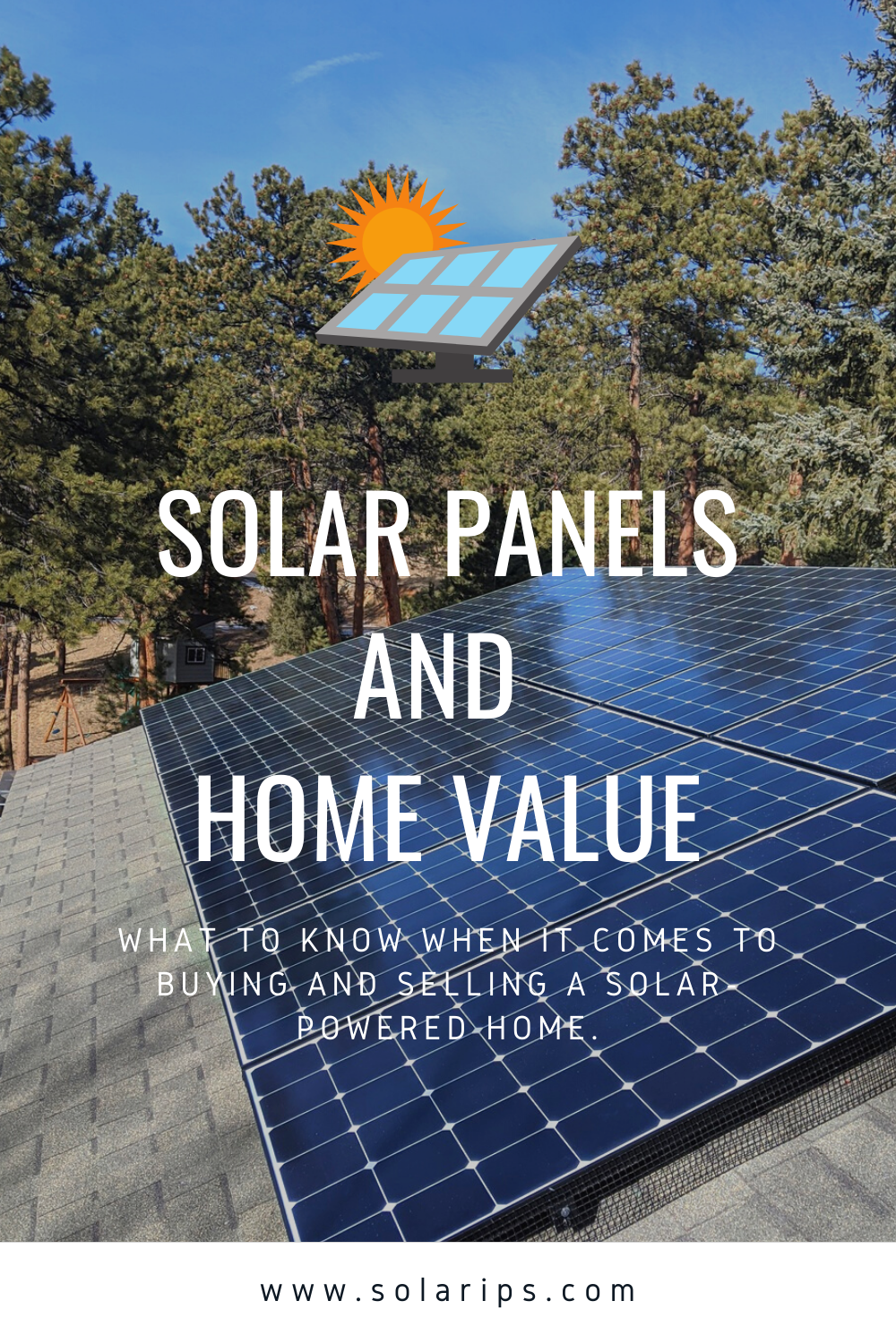With More Than 2 Million Solar Homes In The Us And Counting It S A Question On A Lot Of Minds How Do Solar Panels Affec In 2020 Solar Solar Panels Solar Power House