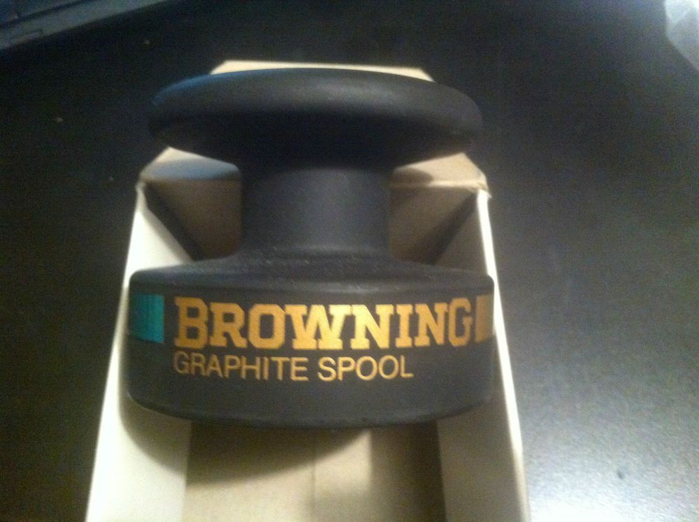 ONE NEW BROWNING FISHING REEL 812 SPARE SPOOL PART # 13000