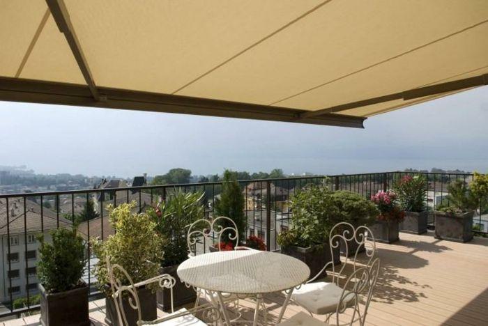 Sonnensegel für Terrasse: einige attraktive Vorschläge | Terrasse ...