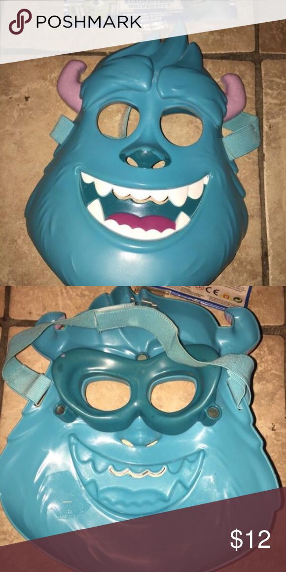 Sully Monster Mask
