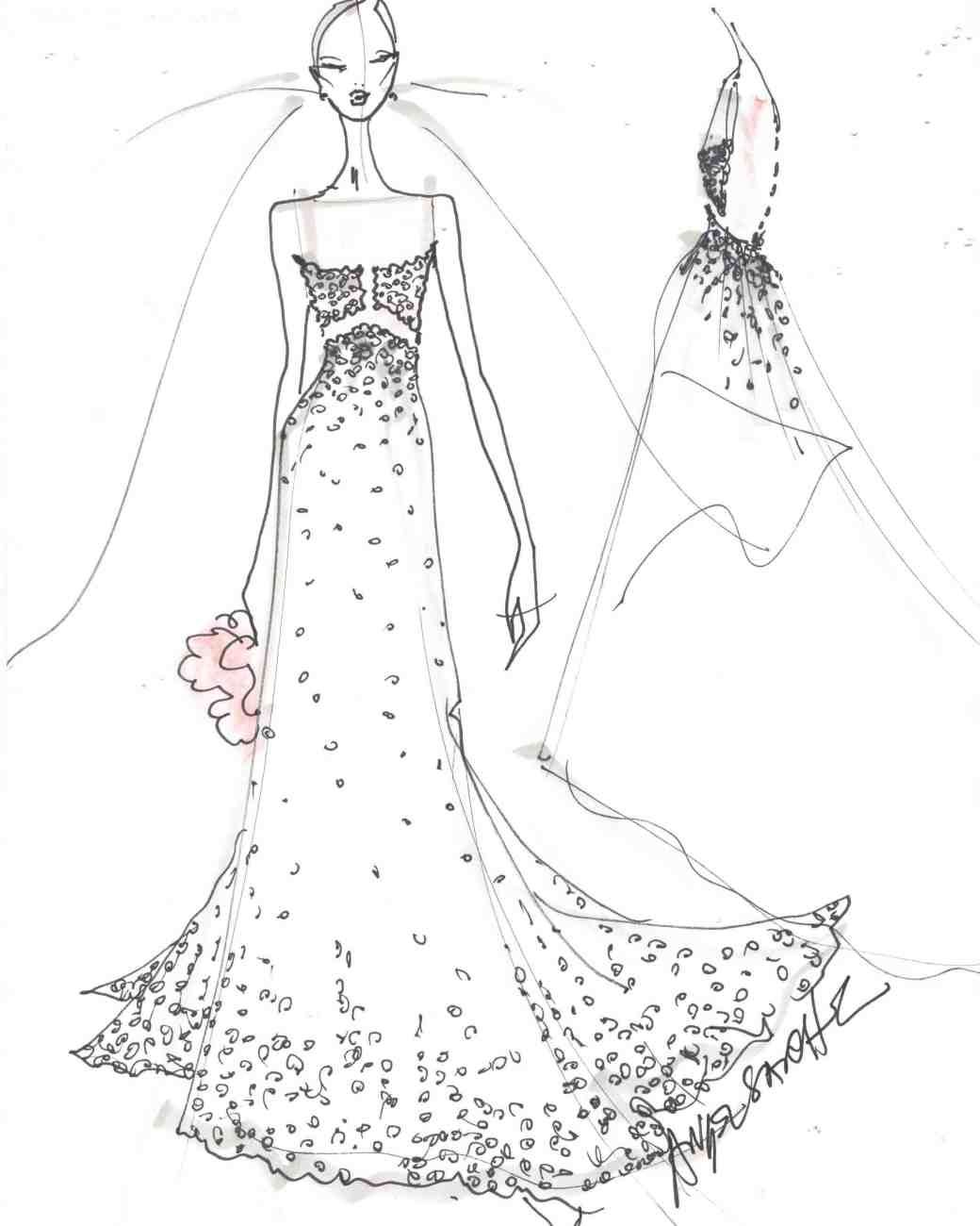 """Get a First Look at the Spring 2017 Bridal Collections! 