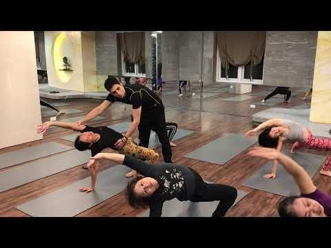 yoga for back and hipmaster ajay / योगा से ही होगा