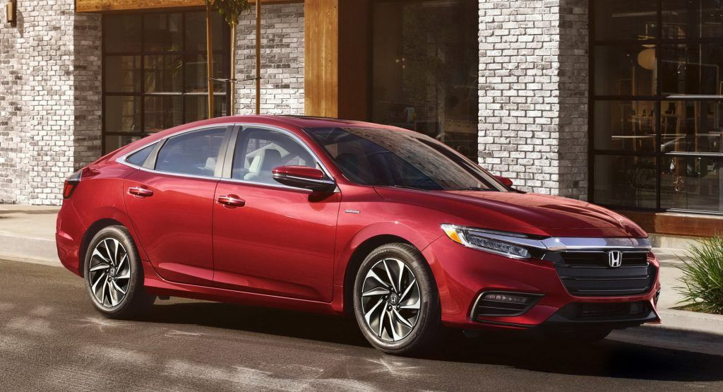 2021 Honda Insight Range Gains Blind Spot Detection And